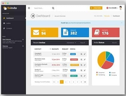 Intouch Bookkeeping - FileInvite